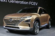 Hyundai shows all-new electric SUV with 497-mile range