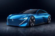 Peugeot Instinct concept pic leaked before Geneva