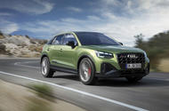 1 Audi SQ2 front tracking