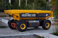 1 volvo fossil free truck