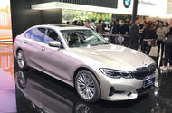 China-only BMW 3 Series LWB launches