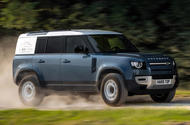 """Land Rover Defender Hard Top - hero front """"title ="""" Land Rover Defender Hard Top - hero front """"/>   <blockquote class="""