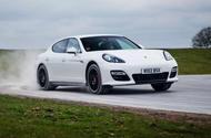 Porsche Panamera - hero front