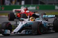 F1 2017 mid-season review
