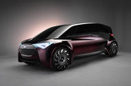 Toyota Fine-Comfort Ride shows how a zero-emissions luxury car of the future could look