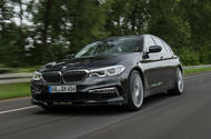 Alpina D5 S - 322bhp, 171mph diesel saloon costs from £62,000