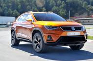 Seat to build SUV coupe in 2020