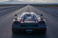 Koenigsegg breaks production vehicle speed record