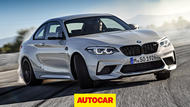 BMW M2 Competition review video