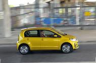 Volkswagen Up 2016 - tracking side