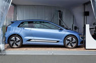 Volkswagen Gen.E shows design direction of 2020 Golf