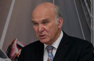 Vince Cable: The car industry must communicate strengths in face of Brexit