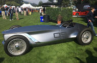 Infiniti Prototype 9 concept Pebble Beach