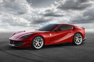 """New V12-engined 812 Superfast is """"far under"""" the emissions limit"""