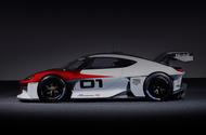 98 Porsche Mission R