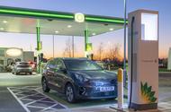 99 BP forecourt EV charging