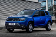 99 Dacia Duster Commercial 2021 official images static front
