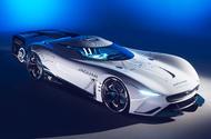 Jaguar Vision GT Concept Gran Turismo - studio static main