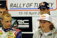 99 Kimi raikonnen rallying