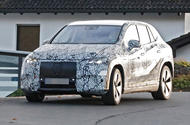 99 Mercedes EQE SUV spies Oct 2021 lead