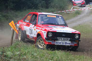 99 motorsport opinion British rally forest lead