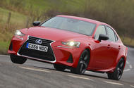 99 nearly new buying guide lexus IS 2021 lead