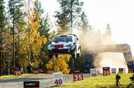 99 Racing Lines Rally Finland jump