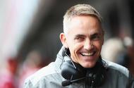 99 racing lines Whitmarsh return lead