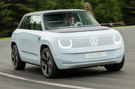 99 Volkswagen ID Life concept drive lead