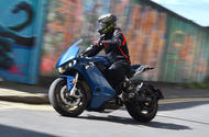 Zero Motorcycles SR/S has a colossal 140lb ft of torque on tap