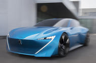 First drive: Peugeot Instinct concept – review