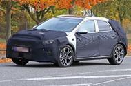 The Kia Ceed SUV prototype