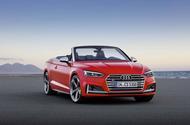 2017 Audi S5 Cabriolet set for public debut in Detroit