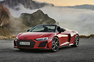 Rear-driven Audi R8 made full-time member of range