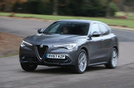 Alfa Romeo Stelvio nearly-new guide - cornering