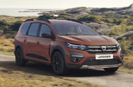 All New Dacia Jogger   3rd September 9.00am UK Time