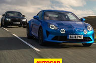 Alpine A110 vs BMW M2 Competition video review