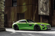 Mercedes-AMG GT R Autocar render