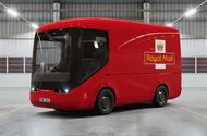 Arrival electric van - Royal Mail