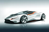 Aston Martin rumoured V8 supercar