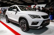 Seat Ateca demand outweighs supply