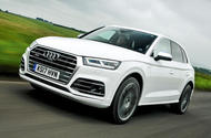 Audi SQ5 sales suspended amid WLTP changes