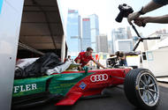 Audi to race in Formula E