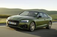 Audi A5 Coupé 2019 révélation officielle - avant de héros