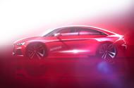 Audi A3 liftback render