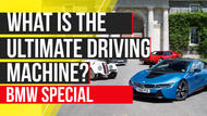 What is the ultimate driving machine - BMW special