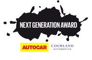 10th anniversary Autocar Courland Next Generation Award open for entries