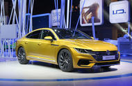 2017 Volkswagen Arteon revealed as CC replacement