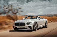 Bentley Conti GT Speed Conv fronttrack
