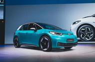 Volkswagen ID 3 au salon de l'automobile de Francfort 2019